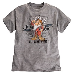 Grumpy ''Tough Guy!'' Tee for Men - Walt Disney World