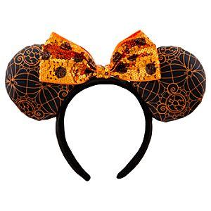 Minnie Mouse Ear Headband - Halloween