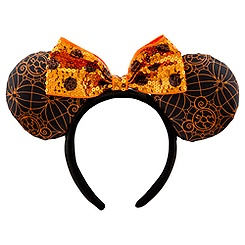 Minnie Mouse Ear Headband - Halloween