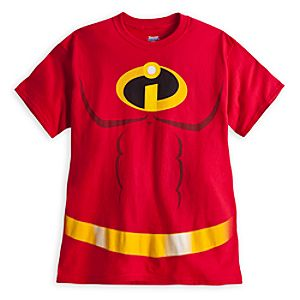 Mr. Incredible Costume Tee for Men