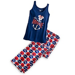 Minnie Mouse Sleep Set for Women - Disney Cruise Line