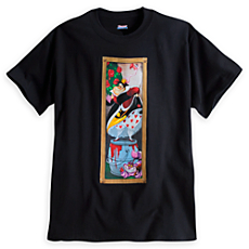 Queen of Hearts Tee for Men - The Haunted Mansion - Limited Availability