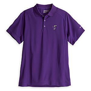 Mickey Mouse Polo Shirt for Men by Nike Golf - Purple