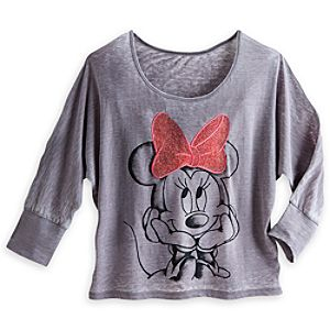 Minnie Mouse Fashion Tee for Women