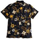 Mickey Mouse Aloha Shirt for Men