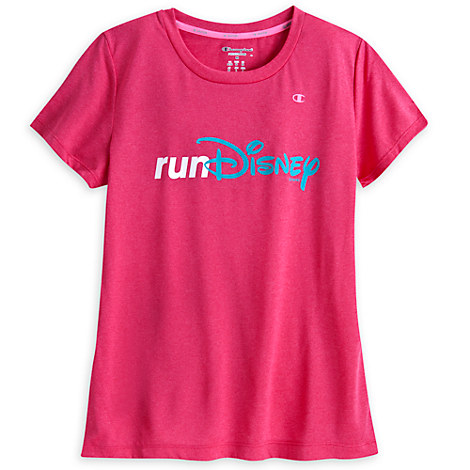 Rundisney performance tee for women limited availability tees