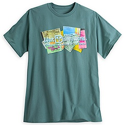 Walt Disney World Ticket Book Tee for Adults