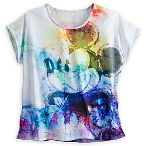 Mickey Mouse Dolman Top for Women