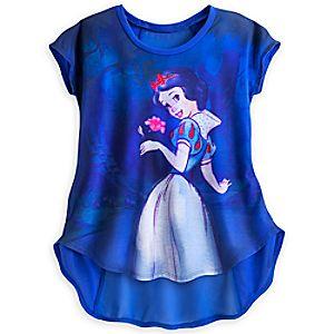 Snow White Fashion Top for Women