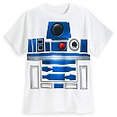 R2-D2 Costume Tee for Adults