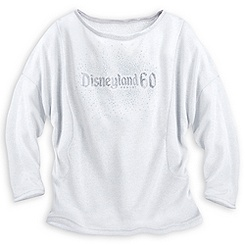 Disneyland Diamond Celebration Pullover Top for Women
