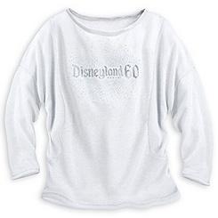 Disneyland Diamond Celebration Pullover Top for Women