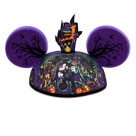 Mickey Mouse Ear Hat The