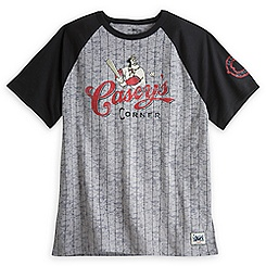 Twenty Eight & Main Casey at the Bat Raglan Baseball Tee
