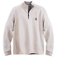 Mickey Mouse Reversible Pullover Sweatshirt for Men by Tommy Bahama