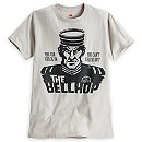 Hollywood Tower Hotel Bellhop Tee for Adults