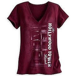 Hollywood Tower Hotel Tee for Women
