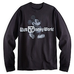 Mickey Mouse Long Sleeve Tee for Adults - Walt Disney World
