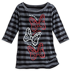 Minnie Mouse ''Say Yes To Bows'' Tee for Women