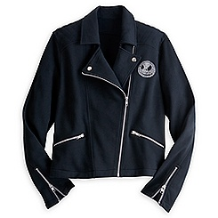 Jack Skellington Moto Jacket for Adults