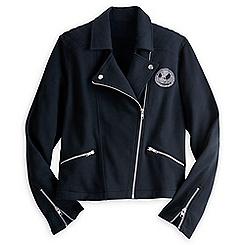 Jack Skellington Moto Jacket for Adults