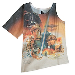Star Wars: The Empire Strikes Back Sublimated Top for Women