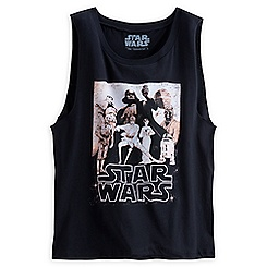 Star Wars Cast Tank Tee for Women by Her Universe