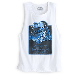 Star Wars Vintage Poster Tank Tee for Women