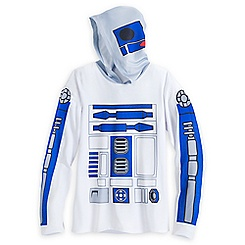 R2-D2 Costume Hooded Tunic for Women by Her Universe - Star Wars