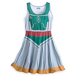 Boba Fett Costume Dress for Women by Her Universe - Star Wars