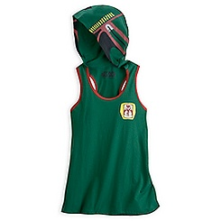 Boba Fett Hooded Tank for Women by Her Universe - Star Wars