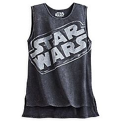 Star Wars Logo Tank Tee for Women