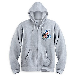 Sorcerer Mickey Mouse Zip Hoodie for Adults - Walt Disney World 2016