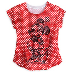 Minnie Mouse Fashion Top for Women