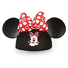 Minnie Mouse Ear Hat - Valentine's Day