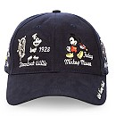 Mickey Mouse Through the Years Baseball Cap for Adults