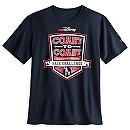 runDisney 2016 Coast to Coast Double Dry Tee for Men