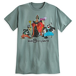Disney Villains Tee for Adults - Walt Disney World