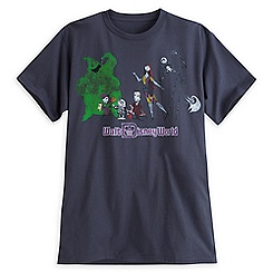 Jack Skellington and Friends Tee for Adults - Walt Disney World