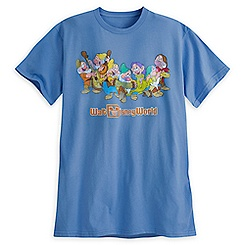 Seven Dwarfs Tee for Adults - Walt Disney World