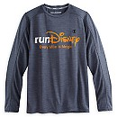 runDisney Powertrain Long Sleeve Striped Tee for Adults by Champion