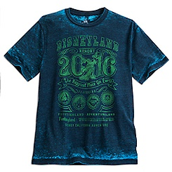 Disneyland 2016 Burnout Tee for Adults