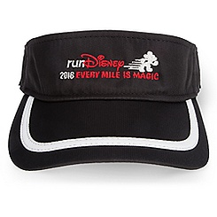 Mickey Mouse RunDisney Performance Visor for Adults - 2016