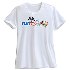 runDisney Character Tee for Women
