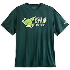 Yoda runDisney Performance Tee for Adults