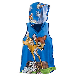 Bambi Hooded Tank Top for Women - Disney Boutique