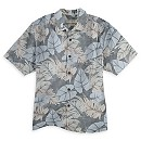 Mickey Mouse Silk Aloha Shirt for Men by Tommy Bahama - Leaf