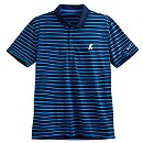 Mickey Mouse Hooped Polo Shirt for Men by NikeGolf