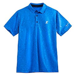 Mickey Mouse Performance Polo Shirt for Men by Nike Golf - Blue
