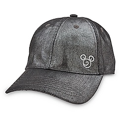 Mickey Mouse Metallic Baseball Cap for Adults